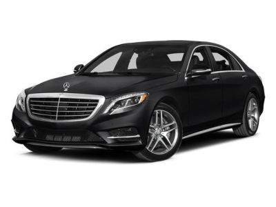 Mercedes-Sedan